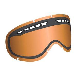 Линза для маски  Foil RPL Lens Ionized Dragon. Цвет: оранжевый