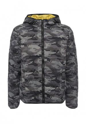 Куртка утепленная Mavi. Цвет: серый