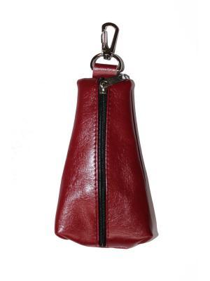 Ключницы Mini. Цвет: бордовый