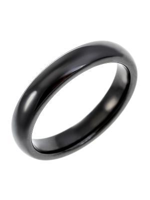 Кольцо Teosa. Цвет: черный