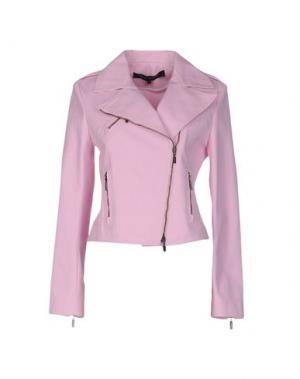 Куртка TER ET BANTINE. Цвет: розовый