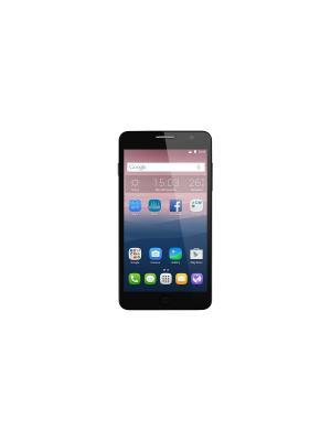 Смартфон Alcatel One Touch Pop Star 5022D Black Classy. Цвет: черный