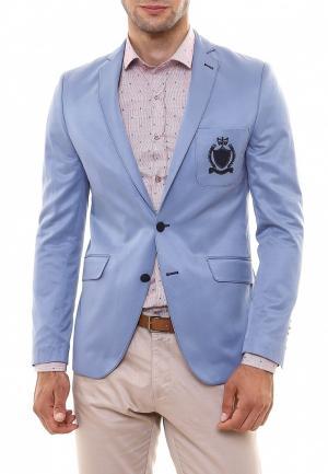Пиджак Wessi. Цвет: голубой