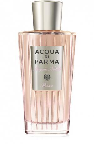 Туалетная вода Acqua Nobile Rosa di Parma. Цвет: бесцветный