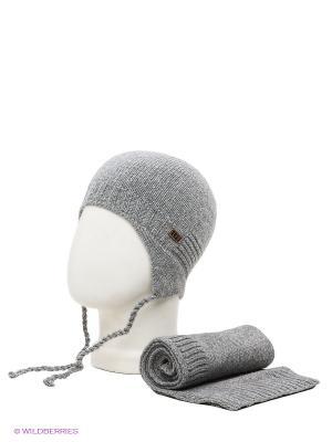 Комплект ELFE. Цвет: серый