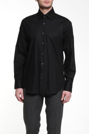 Рубашка Dormeuil. Цвет: черный