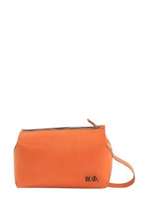 Несессер Handsel. Цвет: оранжевый