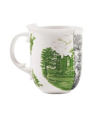 Для чая и кофе SELETTI. Цвет: белый