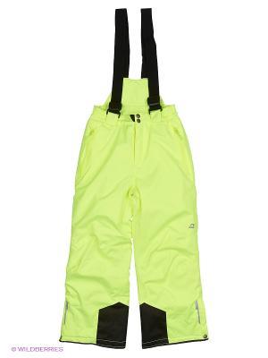 Брюки Alpine PRO. Цвет: зеленый