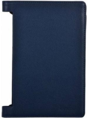 Чехол skinBOX standard для Lenovo Yoga B6000. Цвет: темно-синий
