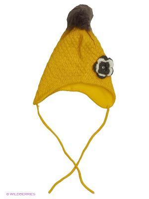 Шапка PlayToday. Цвет: желтый