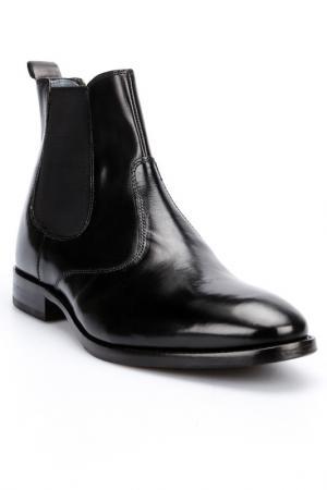 Ботинки Otto Kern. Цвет: черный