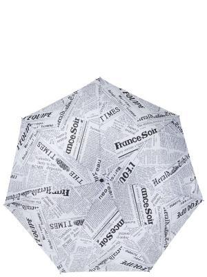 Зонт Labbra. Цвет: черный, белый