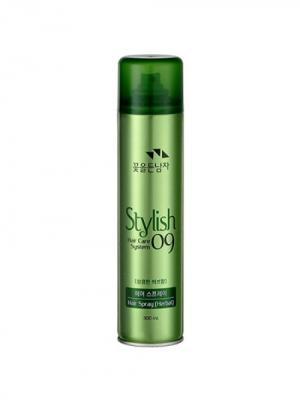 Лак для укладки волос травы HAIR CARE , 300мл Somang. Цвет: прозрачный