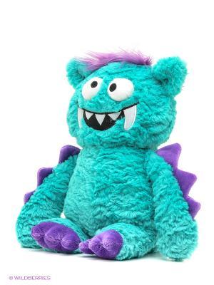Игрушка мягкая (Monsteroos Winger, 30,5 см). Gund. Цвет: бирюзовый