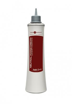 Крем для химического выпрямления волос Hair Company Professional. Цвет: белый