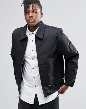 Dickies Куртка для работы. Цвет: черный