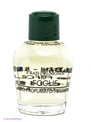 Парфюмированное масло Аромат листьев Frais Monde. Цвет: белый, зеленый