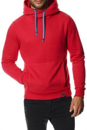 Sweatshirt GAZOIL. Цвет: красный