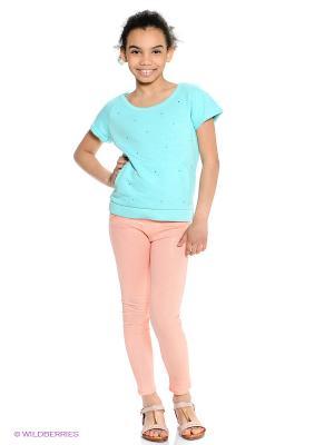 Леггинсы American Outfitters. Цвет: персиковый