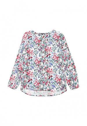 Блуза Acoola. Цвет: разноцветный