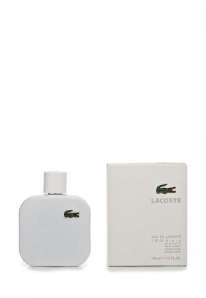 Туалетная вода Lacoste. Цвет: белый