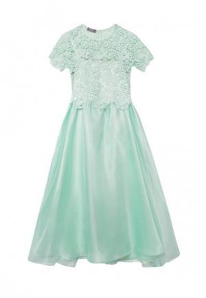 Платье Shened. Цвет: зеленый