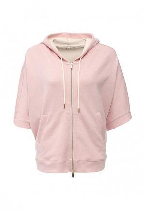 Толстовка UNQ. Цвет: розовый