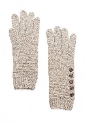 Перчатки Elisabeth. Цвет: бежевый