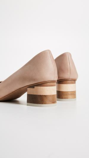 Epic Block Heel Pumps Coclico Shoes