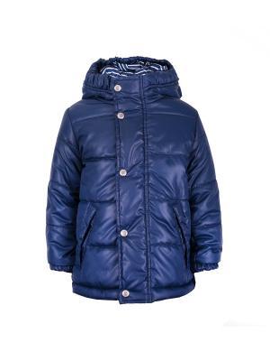 Куртка Gulliver Baby. Цвет: темно-синий