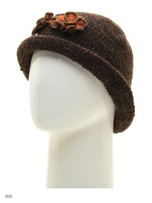Шляпка Аленький цветочек ТТ. Цвет: коричневый
