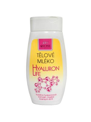 Молочко для тела EXCLUSIVE+Q10 500 мл. BioBione. Цвет: белый