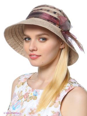 Шляпа Shapkoff. Цвет: коричневый, бордовый