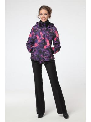 Куртка DizzyWay. Цвет: фиолетовый