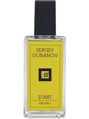 Парфюм START 004, 30 мл Sergey Gubanov. Цвет: желтый