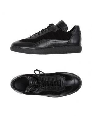 Низкие кеды и кроссовки ALEXANDER WANG. Цвет: черный