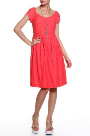 Платье BGN. Цвет: dark sugar, розовый