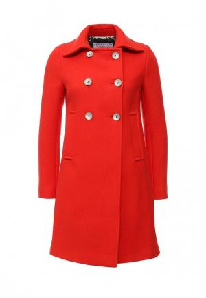 Пальто Fontana 2.0. Цвет: красный