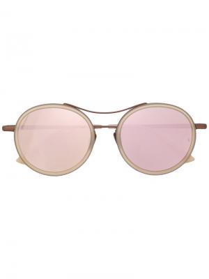 Солнцезащитные очки Rosso Sunday Somewhere. Цвет: розовый и фиолетовый
