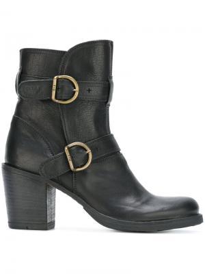 Ботинки Lena  Fiorentini + Baker. Цвет: чёрный