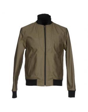 Куртка MM by MARIOMATTEO. Цвет: зеленый-милитари