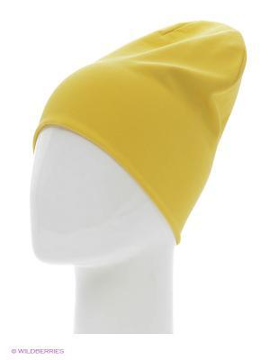 Шапка Varmara. Цвет: желтый