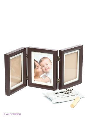 Фоторамка Baby Art. Цвет: коричневый