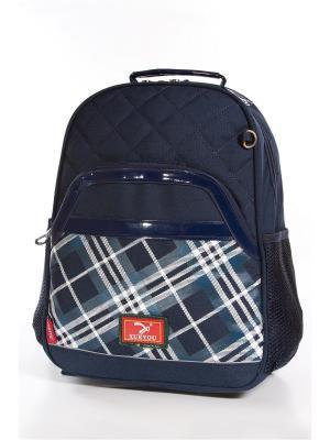 Рюкзак Vittorio Richi. Цвет: темно-синий