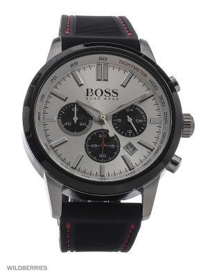 Часы HUGO BOSS. Цвет: черный, белый