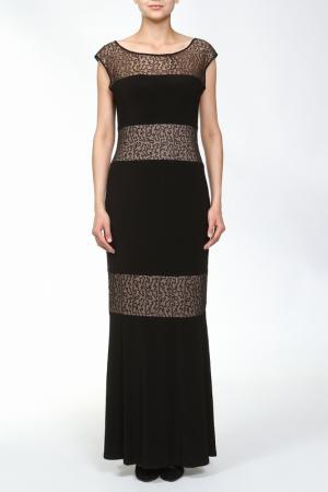 Платье Frank Lyman Design. Цвет: черный