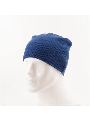Шапка двухсторонняя SKIF. Цвет: синий, голубой