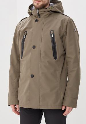 Куртка Luhta. Цвет: хаки