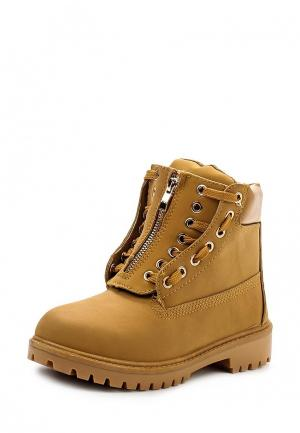 Ботинки Martin Pescatore. Цвет: коричневый